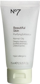 Bild på Boots No7 Beautiful Skin Normal/Oily Purifying Exfoliator