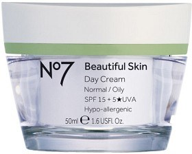 Bild på Boots No7 Beautiful Skin Normal/Oily Day Cream
