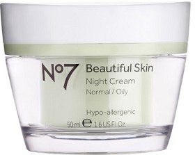 Bild på Boots No7 Beautiful Skin Normal/Oily Night Cream