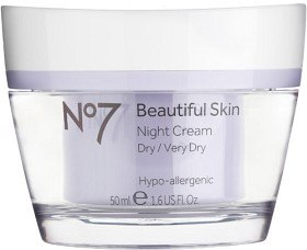 Bild på Boots No7 Beautiful Skin Dry/Very Dry Night Cream