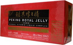 Bild på Peking Royal Jelly 1000 mg 30 x 10 ml