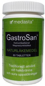 Bild på GastroSan 80 tabletter
