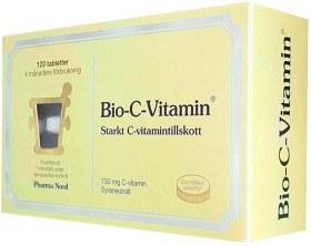 Bild på Bio-C-Vitamin 750 mg, 120 tabletter