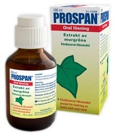 Bild på Prospan, Oral lösning 100 ml