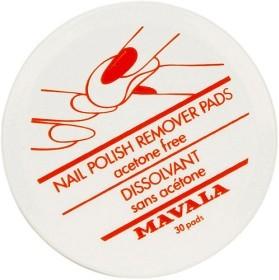 Bild på Mavala Removerpads 30 st