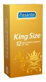 Bild på Pasante kondom King Size 12-pack