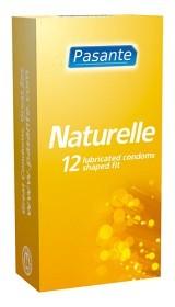 Bild på Pasante kondom Naturelle 12-pack