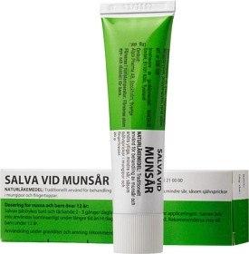 Bild på Salva vid munsår 20 gr