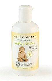Bild på Bentley Organic Baby Lotion 250 ml