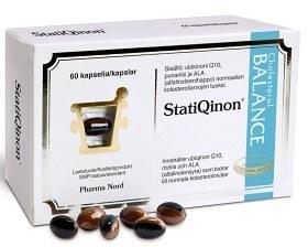 Bild på StatiQinon 60 kapslar