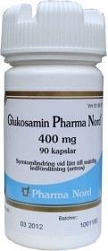 Bild på Glukosamin Pharma Nord, kapsel, hård 400 mg 90 st
