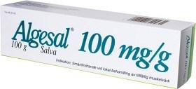 Bild på Algesal, salva 100 mg/g 100 gr