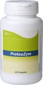Bild på Proteazym 120 kapslar