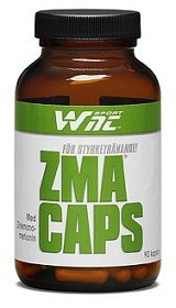 Bild på WNT Zma Caps 90 kapslar