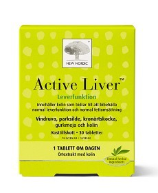 Bild på Active Liver 30 kapslar