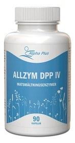 Bild på AllZym DPP IV 90 kapslar