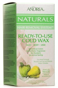 Bild på Andrea Naturals Ready-To-Use Cold Wax Apple & Pear
