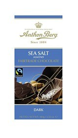 Bild på Anthon Berg Sea Salt Almond Fairtrade 100 g