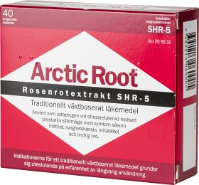 Bild på Arctic Root 40 tabletter