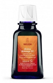 Bild på Weleda Arnica Massageolja 50 ml