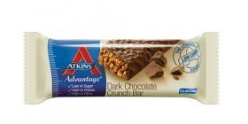 Bild på Atkins Advantage Dark Choco Crunch Bar 60 g