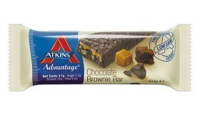 Bild på Atkins Advantage Chocolate Brownie Bar 60 g
