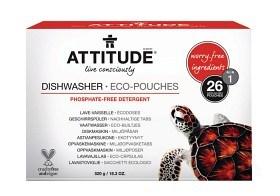 Bild på Attitude Maskindiskmedel 26 tabletter