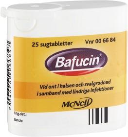 Bild på Bafucin, sugtablett 25 st