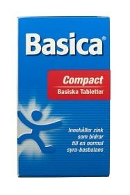 Bild på Basica Compact 120 tabletter