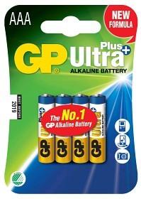 Bild på Batteri Ultra Plus AAA LR03 4 st
