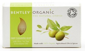 Bild på Bentley Organic Deep Cleansing Soap