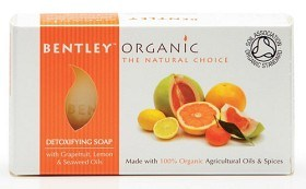 Bild på Bentley Organic Detoxifying Soap