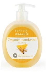 Bild på Bentley Organic Revitalising Handwash 250 ml