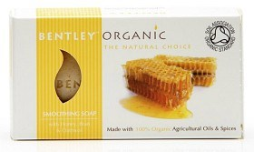 Bild på Bentley Organic Smoothing Soap