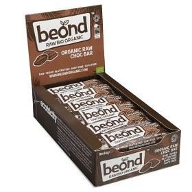 Bild på Beond Organic Raw Choc Bar 18 st