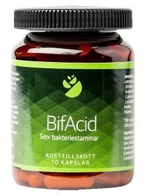 Bild på BifAcid 70 kapslar