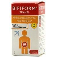 Bild på Bifiform Travel 20 tabletter