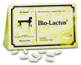 Bild på Bio-Lactus 60 kapslar