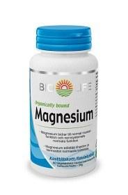 Bild på Bio-Life Magnesium 60 kapslar