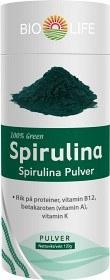 Bild på Bio-Life Spirulina Pulver 120 g