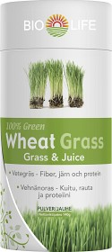 Bild på Bio-Life Wheat Grass 140 g