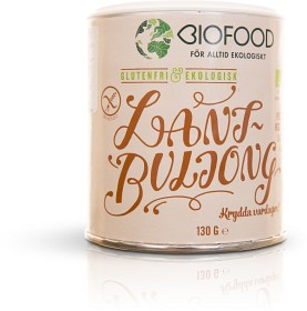 Bild på Biofood Lantbuljong 130 g