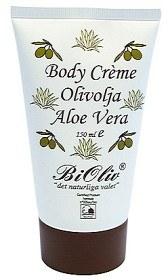 Bild på BiOliv Body Creme Olivolja & Aloe Vera 150 ml