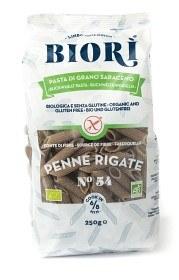 Bild på Biori Glutenfri Bovetepasta Penne EKO 250 g