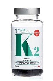 Bild på Biosalma K2-vitamin