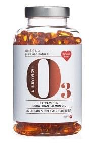 Bild på BioSalma Omega3 Salmon Oil 1000 mg 180 kapslar