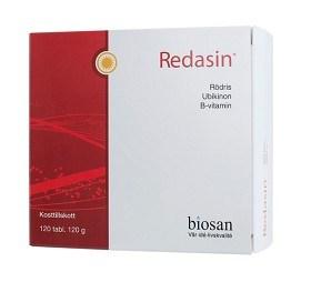 Bild på Redasin 120 tabletter