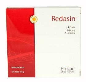 Bild på Redasin 60 tabletter
