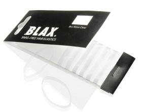 Bild på Blax Snag-Free Hair Elastic Clear 8 st