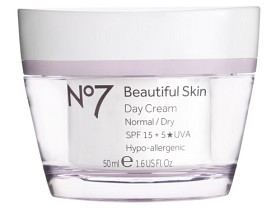 Bild på Boots No7 Beautiful Skin Normal/Dry Day Cream